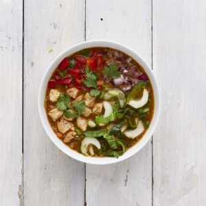 Sweetgreen Passport Fitness Food Salad Nutrition © Sweetgreen | Bok Choy, Chicken and Lentil Stew
