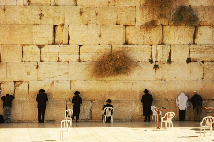 The Wailing Wall, Jersualem © Andreyuu | Dreamstime