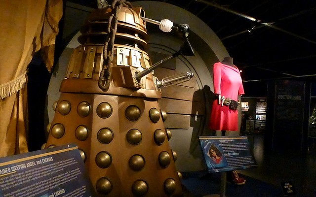 The Doctor Who Experience in Cardiff Bay, United Kingdom © Allison Stein | Flickr