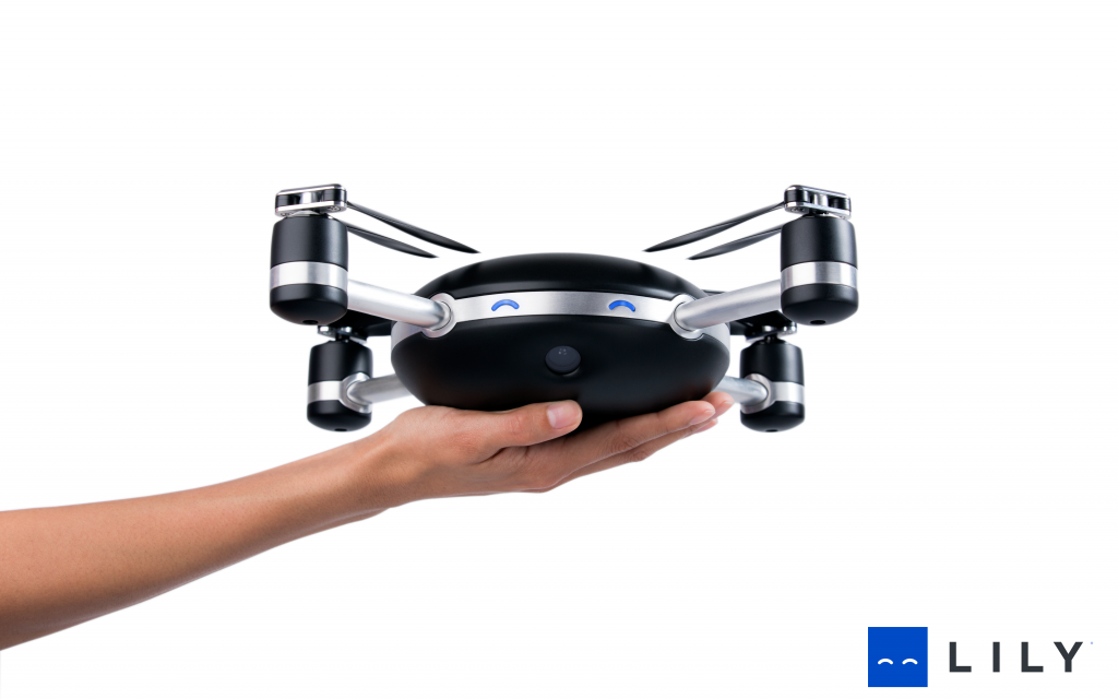 Lily-5k drone camera © Lily
