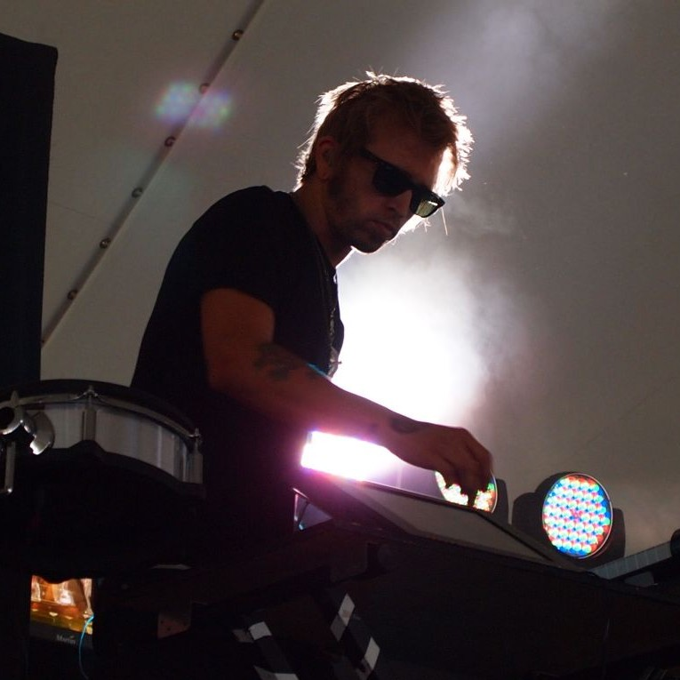 The Glitch Mob at Electric Zoo, Randall's Island, New York City © Peter Kirn   Flickr