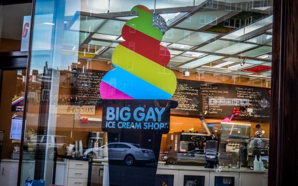 The Big Gay Ice Cream Shop, New York City © M01229 | Flickr