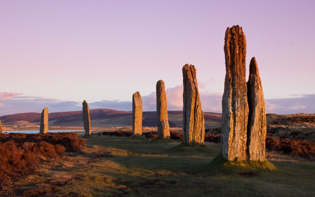 The Ring of Brodgar, Orkney, Scotland © John Braid | Dreamstime 30320849